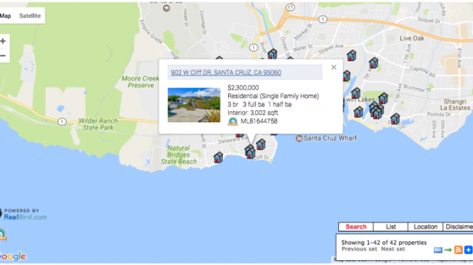 WordPress Nearby Homes Map Plugin Updated