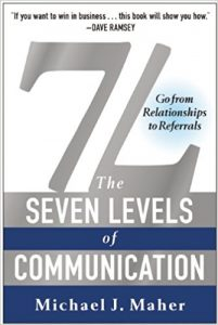 7L- The Seven Levels of Communication- Go From Relationships to Referrals